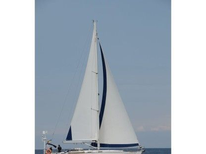 Charter Sailboat Bavaria Crusier 49 Radazul