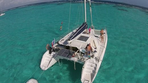 Catamarano PRIVILEGE 45 da noleggiare
