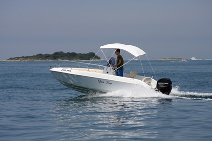 Rental Motorboat Bellingardo Lady 500 Funtana