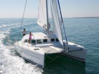 Catamaran Lagoon 380 for hire