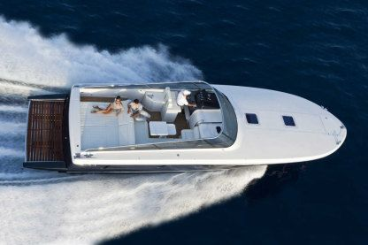 Rental Motorboat Itama Forty Porto Cervo