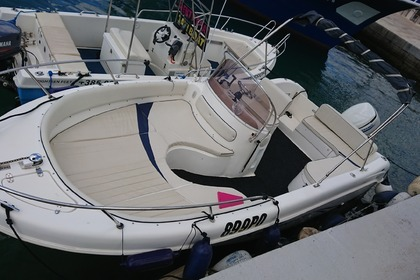 Hire Motorboat SAVER 650 Vrsar