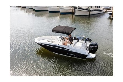 Rental Motorboat BAYLINER 160 F2 Alicante
