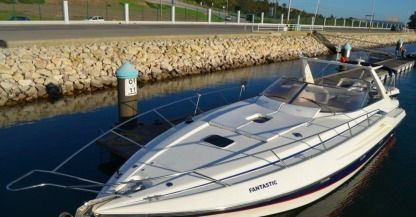 Rental Motorboat Sunseeker Mustique 42 Setúbal