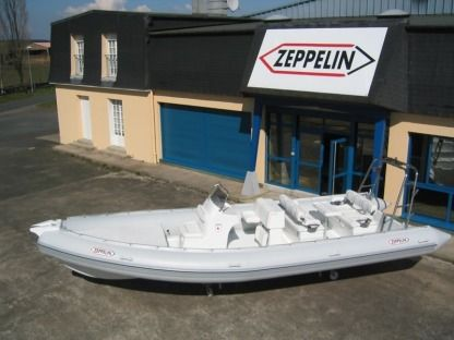 Location Semi-rigide Zeppelin 850 Ajaccio