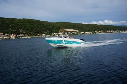 Charter Motorboat Saver 19 Open Rab