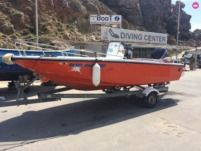 Mare 5.5M 80Hp in Chania for hire