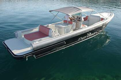 Hire Motorboat 2013 Expression 29 Trogir