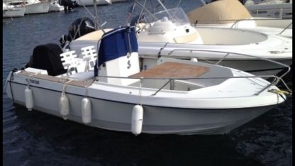 Charter Motorboat Benneteau Flyer Open 650 Martigues