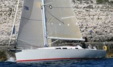 Sailboat Reflex 38 Reflex 38 for hire