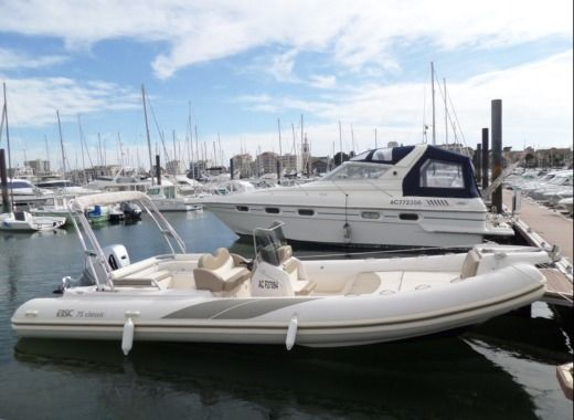 BSC Colzani CLASSIC 80 in Port Mahon, Baléares for hire