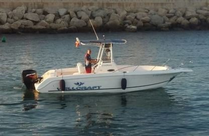 Miete Motorboot Wellcraft Marine 730 Can Pastilla