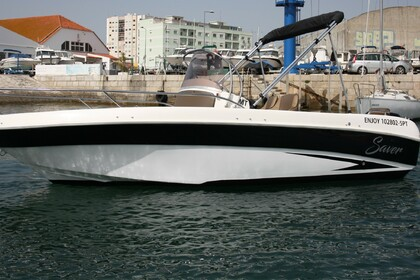 Charter Motorboat Saver 580 Open Comporta