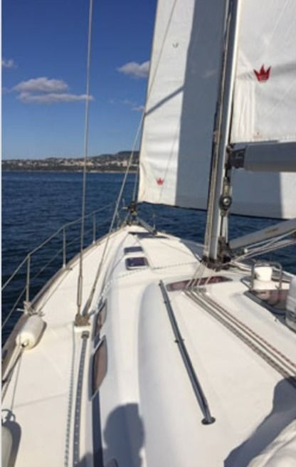 Charter Sailboat Bavaria 46 Kavala