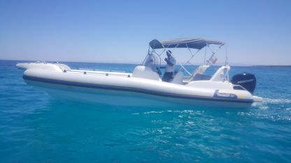 Location Semi-rigide Marlin 28 Fb 350 Cv Stintino Stintino