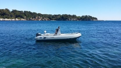 Location Semi-rigide Capelli Tempest Work 500 Antibes