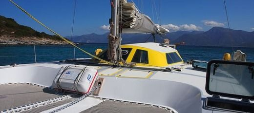 Fountaine Pajot Cata Louisane in Saint-Florent for hire