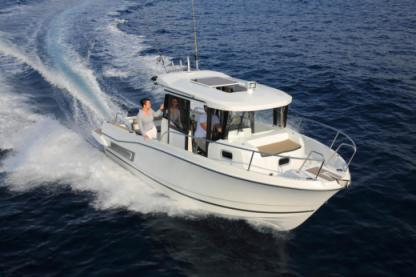 Charter Motorboat Merry Fisher 795 Marlin Courseulles-sur-Mer