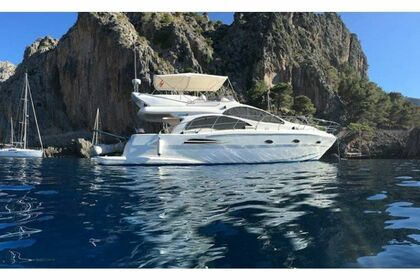 Hire Motorboat Astondoa 43 Fly Reggio Calabria