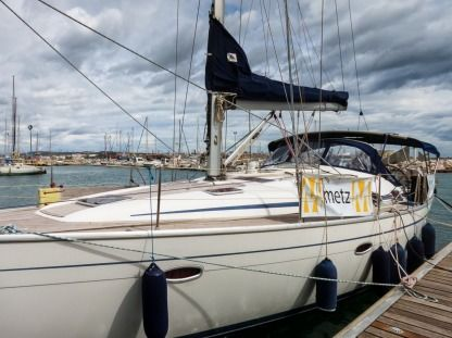 Rental Sailboat Bavaria 42C Cannes