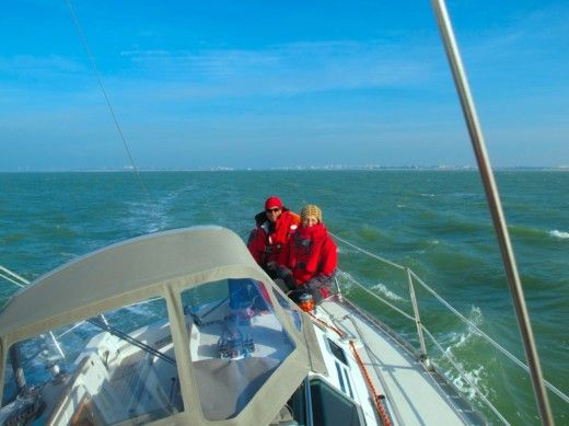 Sailboat BENETEAU FIRST 32 S 5 for hire