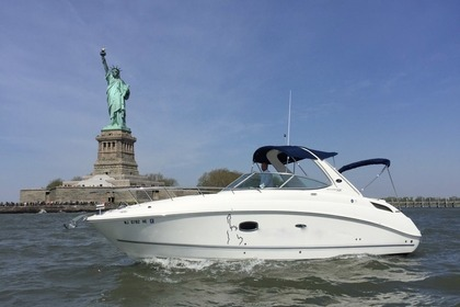 Rental Motorboat Sea Ray 280 Sundancer New York