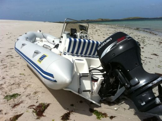 RIB Zodiac Medline 1 for hire