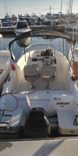Quicksilver Activ 535 in Antibes