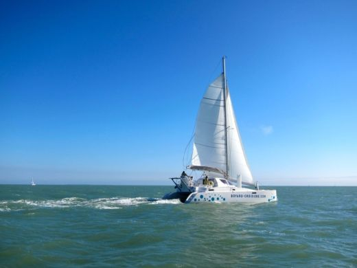 Catana 381 in La Rochelle for hire