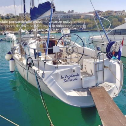 Rental Sailboat Delphia Yachts Delphia 40 Balestrate