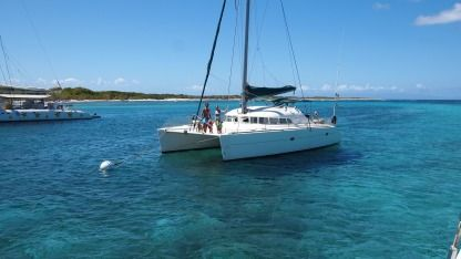 Location Catamaran Jeanneau Lagoon 410 Martinique