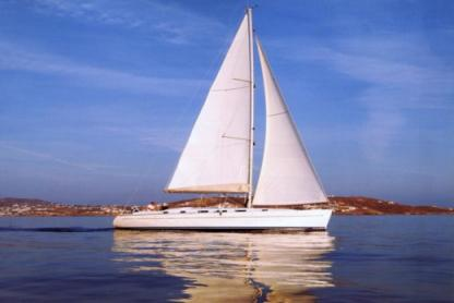 Rental Sailboat Beneteau Cyclades 39.3 Arbatax