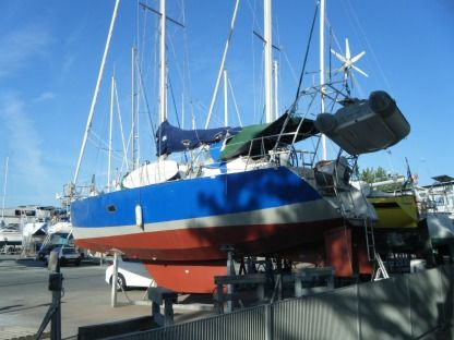 Rental Sailboat Chatam 33 Larmor-Plage