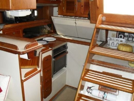 Charter Sailboat Irwin 42 Ketch Ajaccio