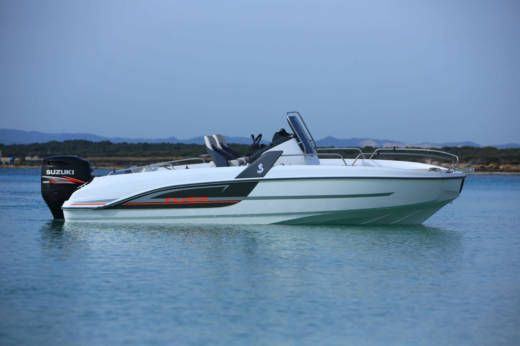 Lancha Beneteau Flyer 6.6 Spacedeck