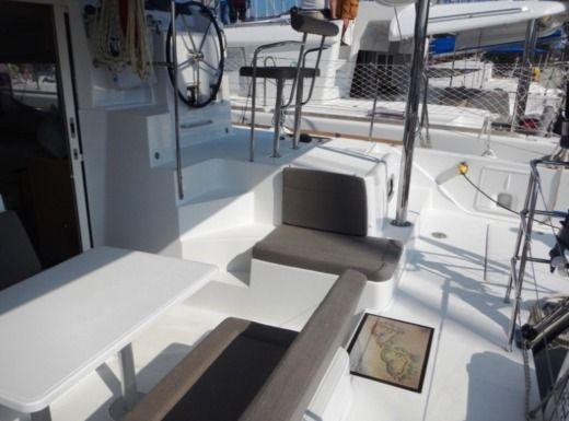 LAGOON 39 in Marmaris for hire