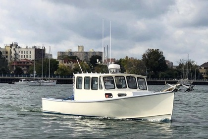 Charter Motorboat Fishing Custom 36 New York