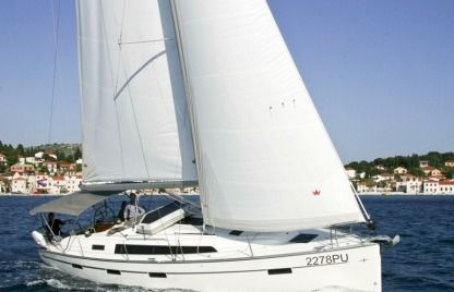 Charter Sailboat Bavaria Cruiser 41 Rogoznica