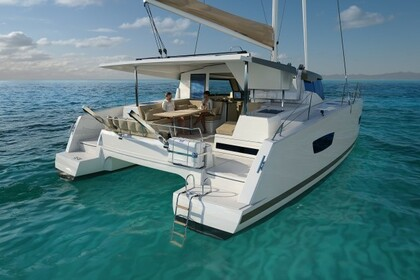 Hire Catamaran FOUNTAINE PAJOT LUCIA 40 Marmaris