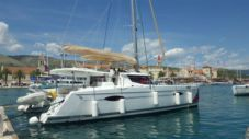 Fountaine Pajot Helia 44 in Trogir for hire
