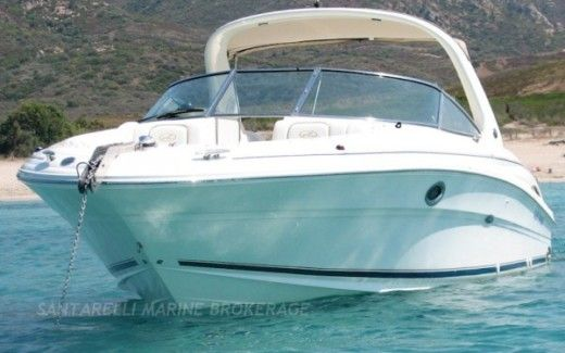SEA RAY 290 BOW RIDER in Ajaccio zu vermieten