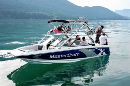Rental Motorboat Mastercraft X2 Le Bourget-du-Lac