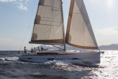 Charter Sailboat Strappo_ Dufour 460 Grand`large (4 Cabins, From 2016) Horta