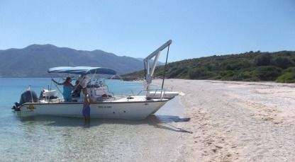 Rental Catamaran Twin Vee Awesome 22 Cephalonia