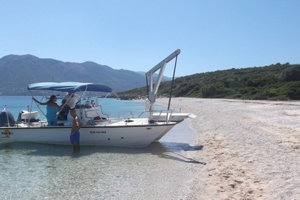 Location Catamaran Twin Vee Awesome 22 Céphalonie