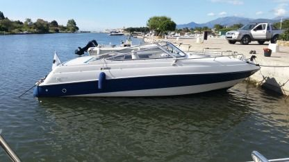 Miete Motorboot Four Winns Sundowner 215 Porto-Vecchio