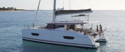 Rental Catamaran Fountaine Pajot Lucia 40 Calvi
