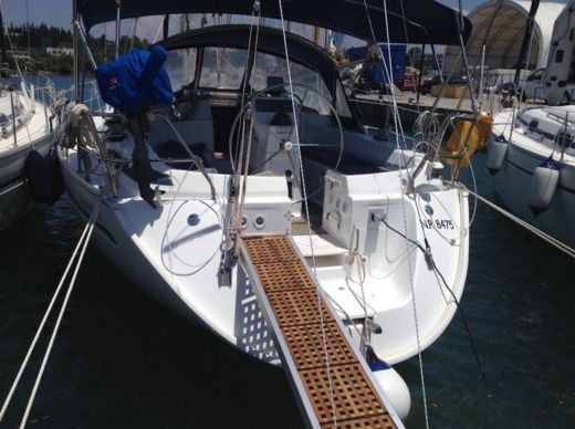 Charter Sailboat Bavaria 41 Corfu
