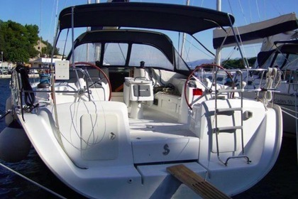 Rental Sailboat BENETEAU Cyclades 434 Corfu