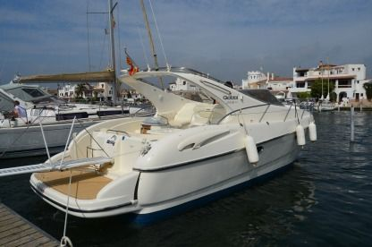 Rental Motorboat Gobbi 345 Sc Costa brava